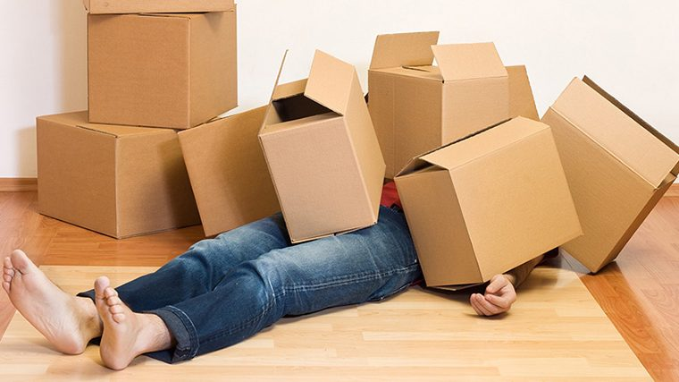 Man-Covered-In-Cardboard-Boxes2